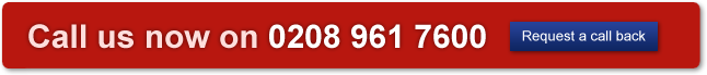 Call us now on 0208 961 7600 - Request a call back